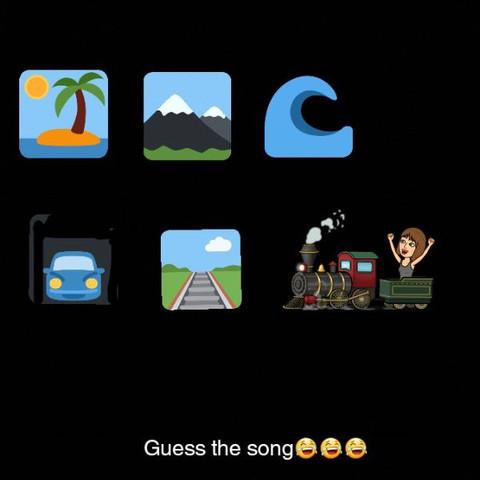 Hier sind die emojis ._. - (Musik, Song, Charts)