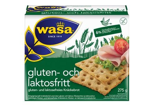 Wasa glutenfrei - (Ernährung, Supermarkt, Glutenfrei)