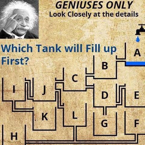 Kann es jemand eindeutig lösen? - (Rätsel, Gehirnjogging)