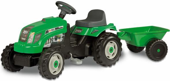welcher traktor ist f r einen 2 j hrigen geeignet spielzeug kind tretfahrzeug. Black Bedroom Furniture Sets. Home Design Ideas