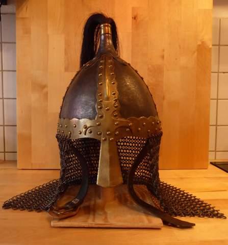 Welcher Typ (Wikinger?) Helm ist das und wieviel ist er wert?