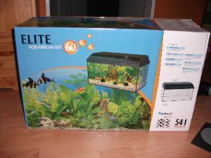 Das gesehen Aquarium für 39,99€ - (Fische, Aquarium, Aquaristik)