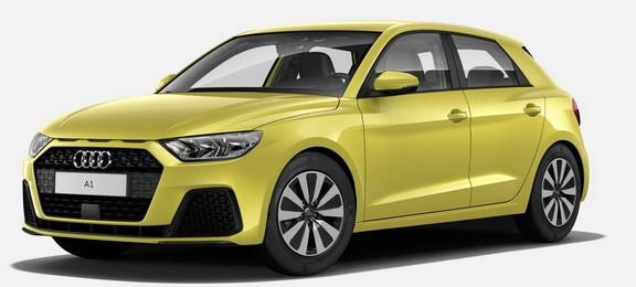 Welches Auto (Audi A1, Seat Ibiza, Skoda Scala) findet ihr in welcher Farbe am schönsten?