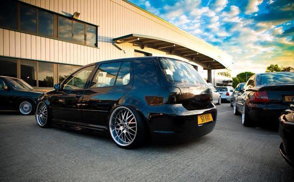 Golf - (Auto, Tuning, VW)