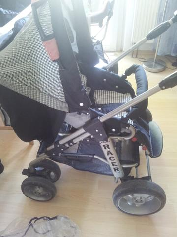 Hartan Racer - (Modell, Kinderwagen)