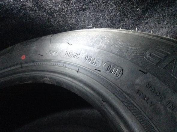 Reifen - (Reifen, Herstellung, dot)