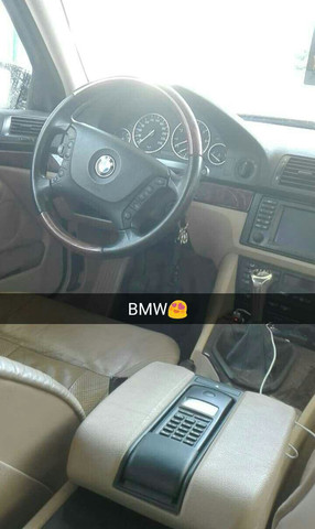 innenraum - (Auto, BMW, Modell)