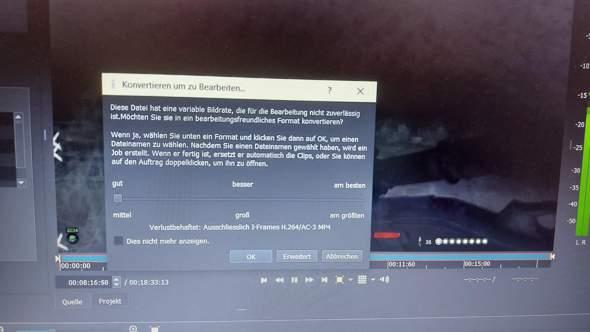 Welches Dateiformat soll ich für mein Video in Shotcut für YouTube verwenden?
