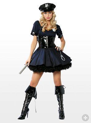 Polizisten - (Kostüm, Karneval)