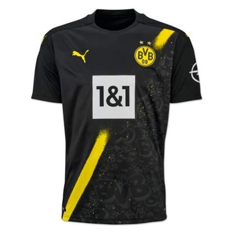 Welches Dortmund Trikot findet ihr schöner?