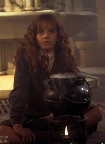 Welches Essverhalten hatte Hermione Granger?