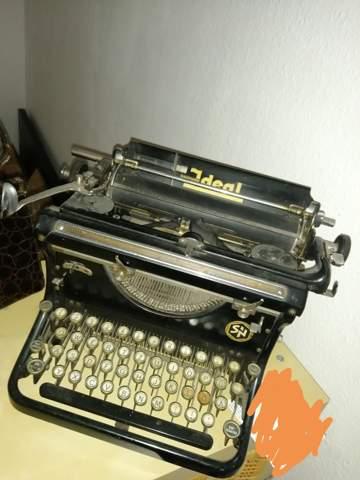 Welches Farbband für die Ideal Schreibmaschine?