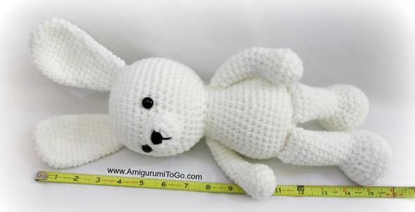 Puppe mit Größenangabe - (Baby, Puppen, Wolle)