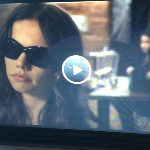 Das ist die blinde  - (pretty little liars, blind, geheimnis)