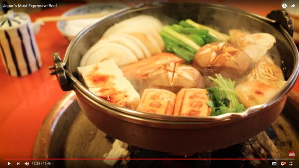 Screenshot aus dem Video - (essen, Japan, Gemüse)