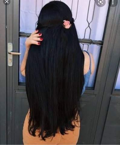 Welches Haarfarbe Mittel für Pech Schwarze Haare (eventuell permanent)?