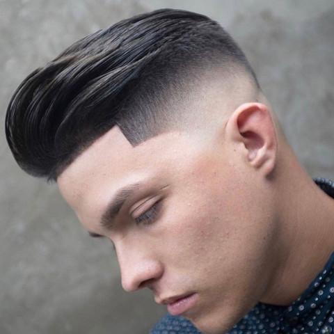 für den Haarschnitt - (Haare, Beauty, Mode)