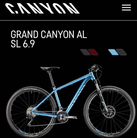 Grand Canyon  - (Fahrrad, Mountainbike, MTB)
