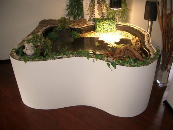 Deko fur aquarium selber machen