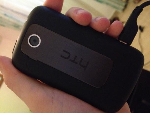 Rückseite - (Handy, HTC)