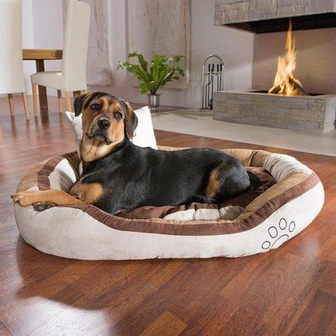 Das ist das erste Fressnapf Bett - (Hund, Welpen, hundebett)