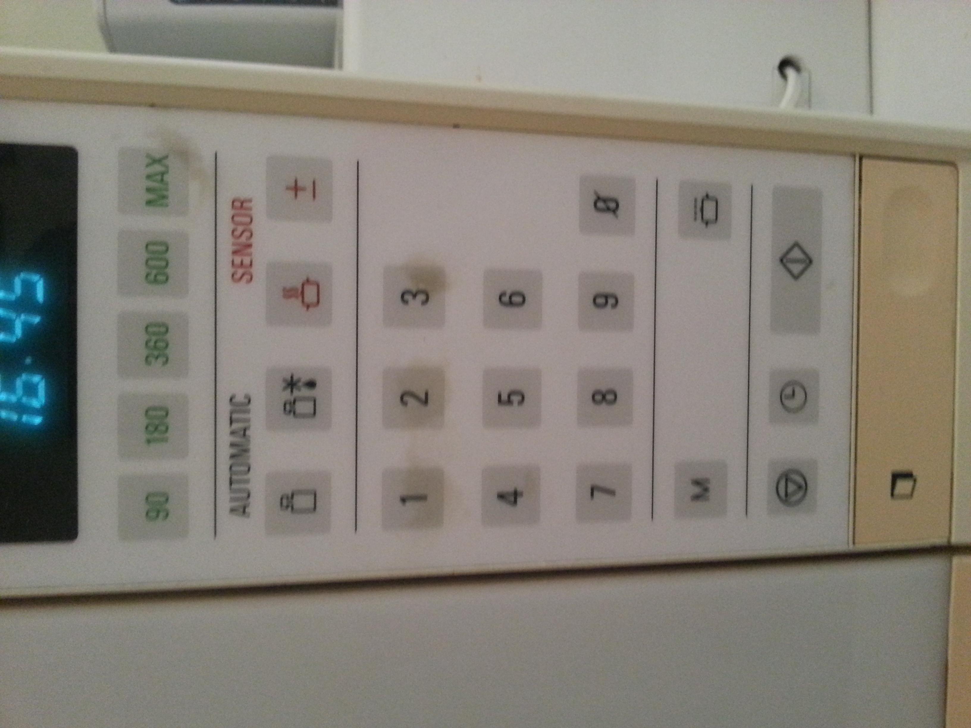 welches ist das garen symbol mikrowelle. Black Bedroom Furniture Sets. Home Design Ideas