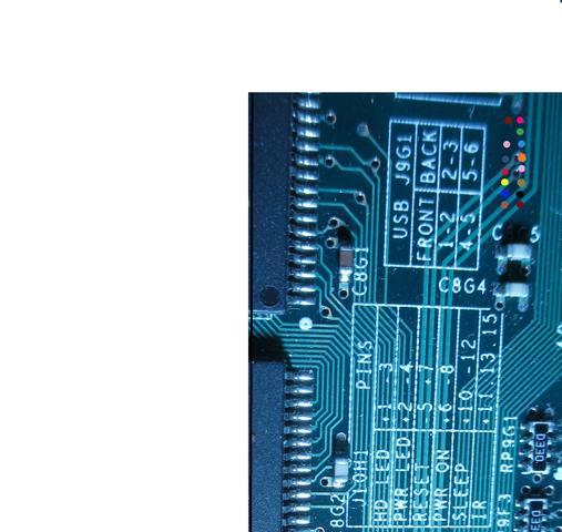 Jumper - (PC, Hardware, Motherboard)