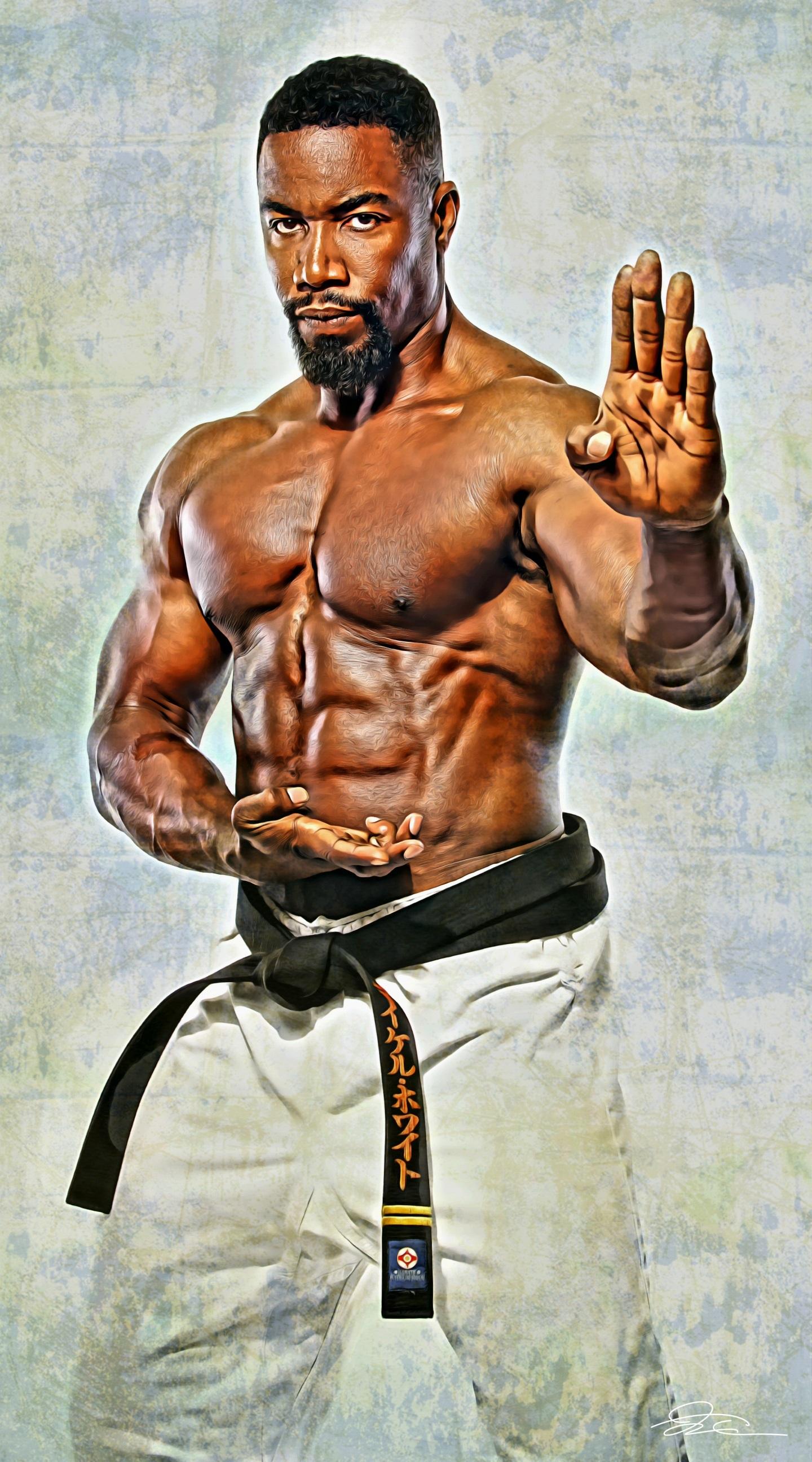 Michael Jai White Kampfkunst