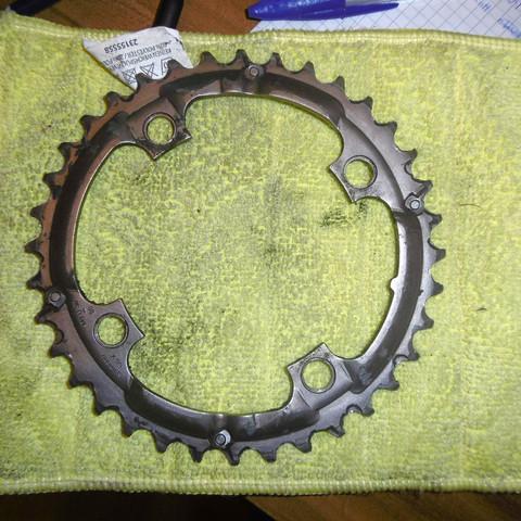 Kettenblatt - (Fahrrad, Reparatur)