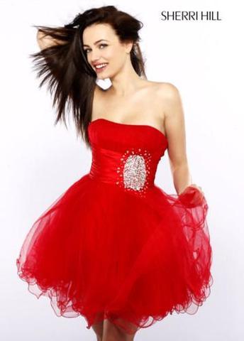Farbe: Rot - (Mode, Farbe, Model)