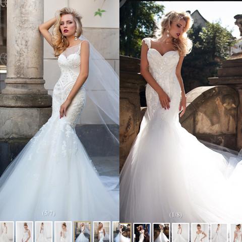 Kleider zum Bestellen - (Mode, Hochzeit, Brautkleid)