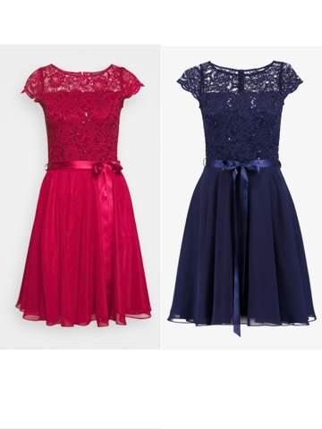 Welches Kleid soll ich nehmen?