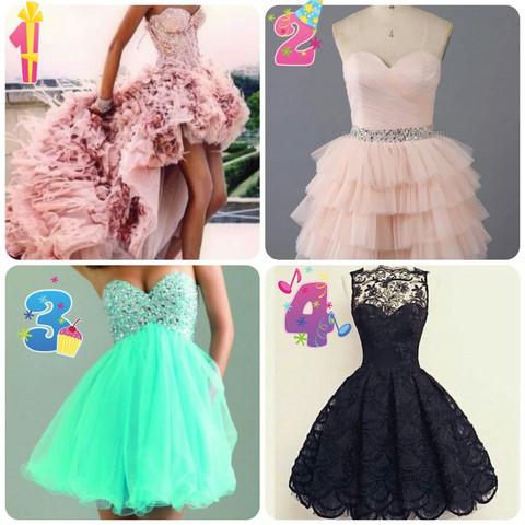 Alle Kleider :) - (Schule, Abschluss, Kleid)