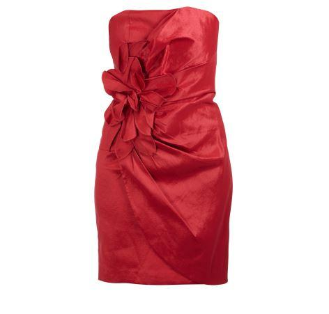 Rotes Abschlusskleid von jake*s - (Klamotten, Sommer, Kleid)