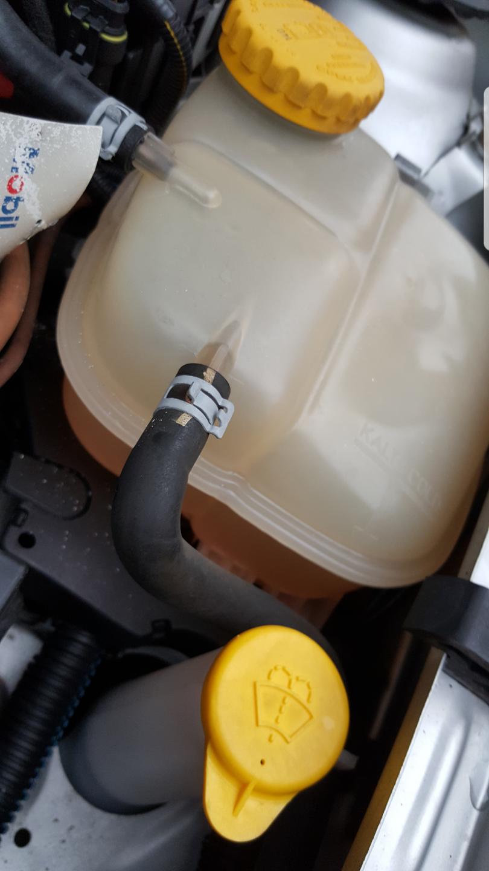 Kühlmittel Auto