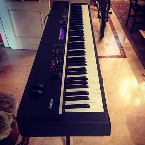 Solch eins - (Musik, Marke, Keyboard)