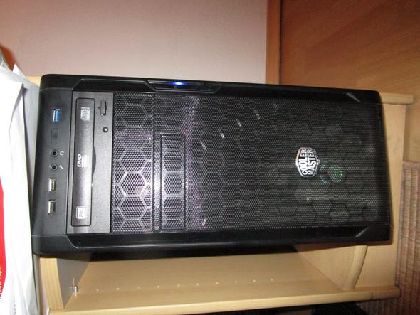 Offensichtlich von Cooler Master - (PC, Technik, Gehäuse)