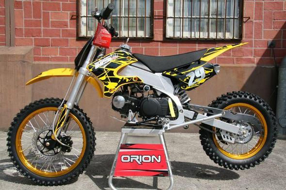 welches motorad ist besser pit bike sport 125ccm motocross. Black Bedroom Furniture Sets. Home Design Ideas