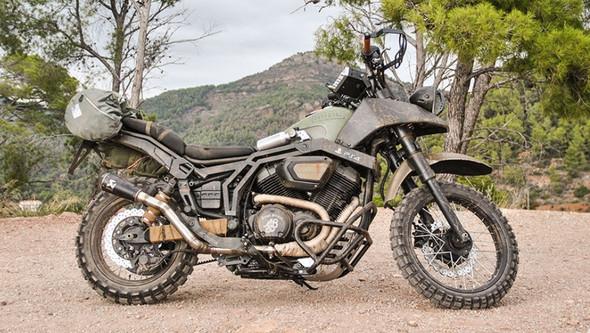Welches Motorrad Model ist das?