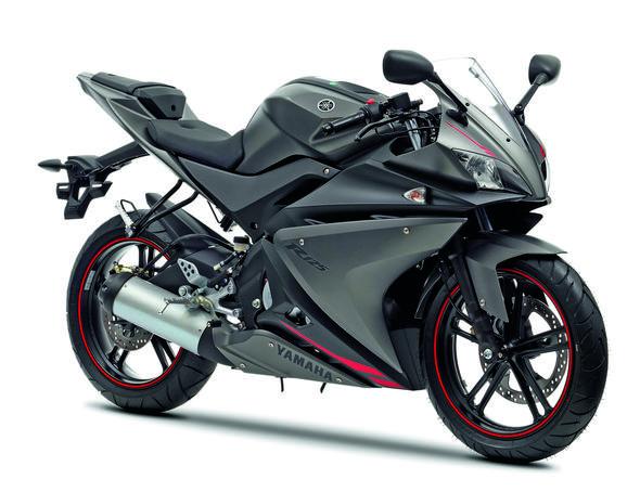 YZF-R125 2015 - (Auto, Motorrad, KFZ)