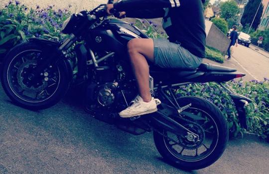 Motorrad - (Freizeit, Motorrad, Hobby)
