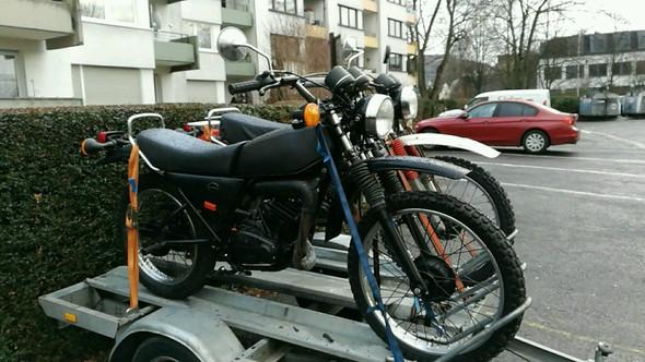 Yamaha Motorrad - (Motorrad, Yamaha, A1)