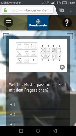 Bundeswehr - (Bundeswehr, Muster)