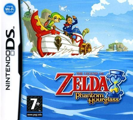 The Legend of Zelda: Phantom Hourglass - (Games, Videospiele, Nintendo)