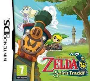 The Legend of Zelda: Spirit Tracks - (Games, Videospiele, Nintendo)
