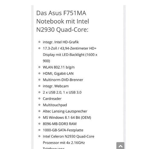 Asus Notebook   - (Computer, PC, Windows)
