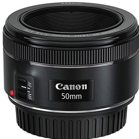 Canon EF 50mm f/1,8 STM - (Freizeit, Technik, Canon)