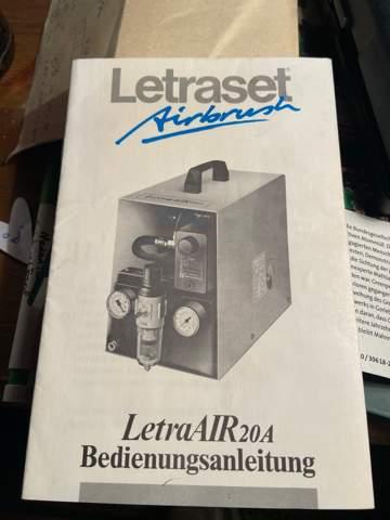 Welches Öl für alten Airbrush Kompressor (LetraAIR20A)?