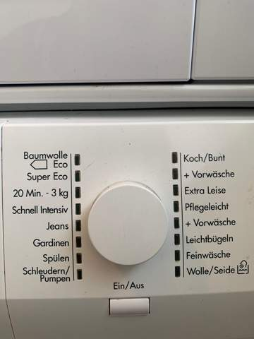 Welches Programm wäscht die Wäsche am stärksten?