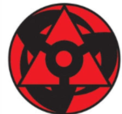 2. sharingan - (Anime, Manga, Naruto)